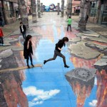 Best street art illusions. Simply stunning