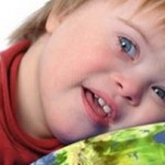 """Down Syndrome and I am happy"". Do not miss the beautiful video that these guys have recorded for future frightened mother"