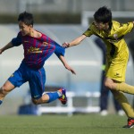Lee Seung Woo, Will the new Messi?
