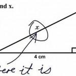 ¡Muy gracioso! Grandes respuestas de alumnos a preguntas de examenes