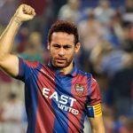 Neymar Fehler und unterzeichnet für Levante