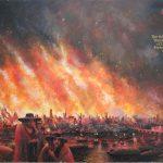 该 5 在历史上最严重的火灾